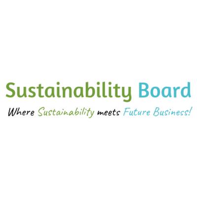 sustainability board logo